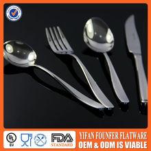 Spoon fork knife set \Dinner cutlery set \graded high grade dinnerware.