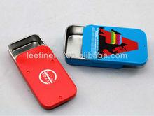 small slide mint tin
