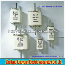 3P fuse holder and fuse link Low Voltage Fuse and base (IEC269 AND VDE0636)