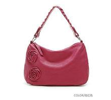 2014 new pu leather handbag fashion handbag leather handbag