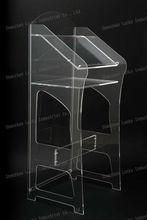 Acrylic speeches desk/podium