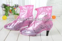 Transparent PVC Fashion Shoe Cover 2012