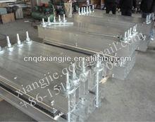 1000mm/1400mm/1600mm Conveyor Belt Splicing Machine / Conveyor Belt Joint Vulcanizer