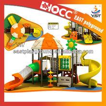 Outdoor Plastic slide boards for kids