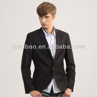quality korean style men's suit