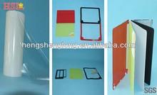 HSL Nontoxic,waterproof TPU,PE,PVC Hot Melt Adhesive Nylon Film
