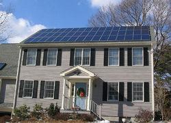 solar panels 250 watt on house roof