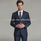 Black slim fit suits for men
