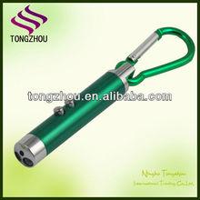 Cheap laser pointer with keychain