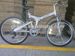 26inch popular folding mountain bike foldable MTB cheap folding bike