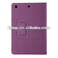 Elegant for Ipad Mini Leather Case Folio