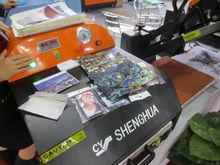 3D press machine sublimation iphone case ipad cover