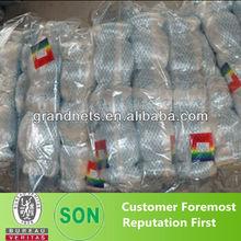 Chaohu Nylon knotted monofilament fishing net factory ; fishing net monofilament facotry