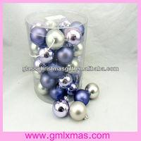 2013 new design large christmas glass ball
