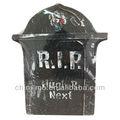"""17.3 """" de la decoración de Halloween lápida"""