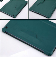 Stand stylish smart cover leather case for iPad mini accessories