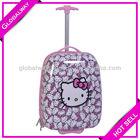 Kids Cat EVA PC Travel Trolley School Bag