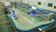 5000BPH PET bottle washing filling capping machine