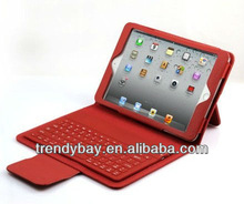 Wireless keyboard case for ipad mini many colors available