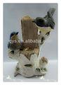 Animal de la resina artesanía, Polyresin de aves