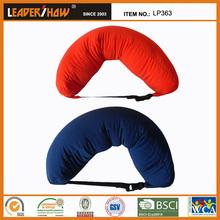 Fashional design Neck Pillow filled beads, Neck cushion, Travel pillow