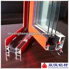 New style aluminium for making aluminum windows and doors