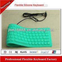 86 keys flexible silicone lightweight keyboard cases