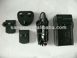 for Pentax D-LI72 battery D-LI72 camera battery charger