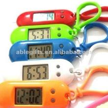 2014 fashion custom digital keychain watch