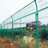 wire mesh fence/nylon galvanized wire mesh fence