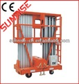 móveis de alumínio aérea plataforma de trabalho elevados