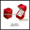 2013 nuevo diseño de madera caja de joyería árabe con acabado de alto brillo