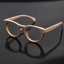 Unisex Eco-friendly 100% Fashion Wooden Sunglasses (SGW3345)