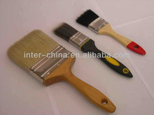 professional paint brush with different types
