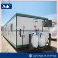 Modificado& alojamiento especial de contenedores, de la casa
