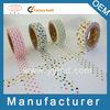 China Factory Decorative Crepe masking tape (yy-5486)