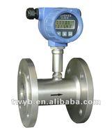 LWGY liquid turbine flow meter/low viscosity flow meter/flowmeter