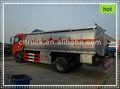 combustível lubrificante 15000l caminhão caminhão tanque de combustível