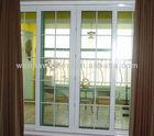 Apartment door drawing aluminium sliding door interior designs wanjia 2013