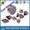 DCGT 070202 PCD Tool pcd cbn insert cnc cutting tools