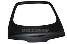 Carbon fiber rear trunk for subaru