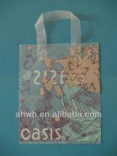 luxury plastic shopping bag