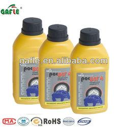 BRAKE FLUID dot 3&dot4 in plastic bottle for BMW,BUICK,ROLLS-ROYCE