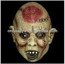 Realistic hlloween horrific monster silicone masquerade masks