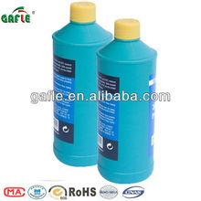 good quality brake fluid oil dot 3&dot4 in 1L,1.5L bottle
