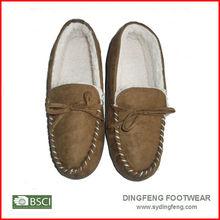 Warm winter shoe