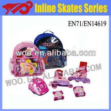 two in one skates,helmet shoe,fashion skates,adjustable inline roller skates