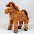 2014 macio bonito do luxuoso brinquedo do cavalo de fornecedor