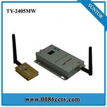 2.4GHz 500mW long range wireless audio video transmitter