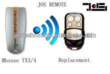 Mhouse 433.92MHz TX4 Remote Control